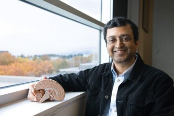 Dr. Pai wins the UBC Killam Research Prize