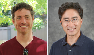 Alumni Levin and Sueda start faculty positions at U. Toronto and Texas A&M