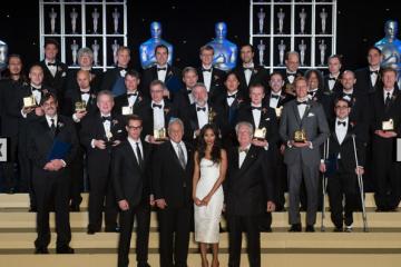 """Alumnus wins """"Technical Oscar"""""""