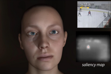 EyeMove: Measurement and Animation of the Eye Region with WebGL